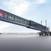 三菱重工、宮崎空港にQ400対応搭乗橋 12月稼働