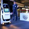 羽田空港、警備・物流・翻訳ロボットの実証実験 7台が参加