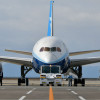 3500人に見守られ一般道横断 写真特集・787初号機Flight of Dreamsへ大移動