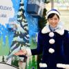 ANA、ブルーサンタが出迎え 羽田空港でタグやシールプレゼント