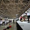 """ニコニコ踊ってみたフェス、JAL格納庫で開催 JETSのCAや""""岡本さん""""参加"""