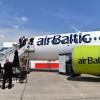 エア・バルティック、CS300導入で旅客数好調 17年12月は27%増