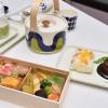 フィンエアー、日本人シェフ監修の和食 成田発ビジネス、季節の野菜使用