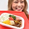 エアアジア・ジャパン、初のベジタリアン向け機内食 愛知伝統「菜飯田楽」
