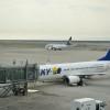 スカイマークが定時性1位 欠航率最小はスターフライヤー 国交省17年10-12月期情報公開