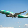 ボーイング、BBJ MAX初飛行 737 MAX 8ビジネスジェット仕様