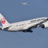 JAL、17年度の国際線利用率81.0% 国内線71.8%