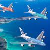 ANA、A380を19年3月受領 空飛ぶウミガメ、個室ファーストクラスでハワイへ