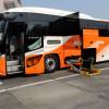 リムジンバス、成田空港線に車いすリフト付き新型車 6月から