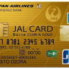 JALカードSuicaにゴールドカード