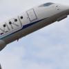 静かに舞い、静粛性アピール 写真特集・MRJ初のファンボロー飛行展示