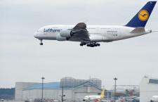 ルフトハンザ、A380とA340運航離脱 全機退役が濃厚