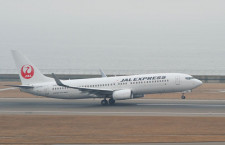JAL、ジャルエクスプレスを10月吸収合併
