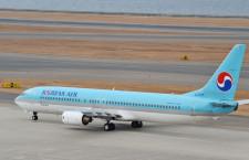 大韓航空、旭川-ソウル6月就航 737で週5往復