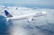 ユナイテッド航空、6月に737 MAX 9就航 年内10機導入へ