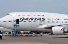 カンタス航空、747退役 全6機、半年前倒し