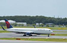 デルタ航空、台北5月運休へ 米国-成田利用減で