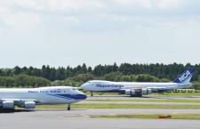 NCA、米アトラスに747-400F追加リース 4月以降3機