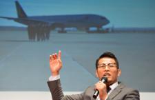 須藤元気さん、旅博でアシアナPV秘話を披露