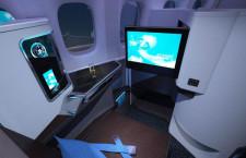 エアバス、A350 XWBのシート供給元にゾディアック子会社を追加