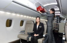 三菱航空機、MRJのシートを米ゾディアックに 国産採用ならず