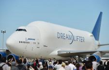 中部空港、LCCターミナル延期 駐機場はドリームリフター増便対応へ
