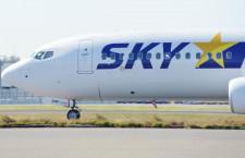 スカイマーク、ビジネスジェット参入検討 14年に737余剰機で