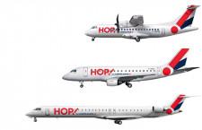 エールフランス、短中距離線を新航空会社「オップ!」に統合 3月末から
