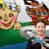 ANA、60周年特別塗装機「ゆめジェット」 大賞授賞式で機体と愛称発表