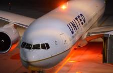 ユナイテッドの777、ファンブレード2枚破断も機体損傷は軽微 NTSB調査