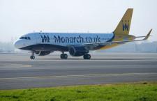 エアバス、モナーク・エアに英国初のシャークレット装備A320引き渡し