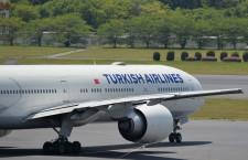 ターキッシュエア、機内でデータ通信 1月から検証