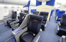 "ANA、""真の国内線仕様""787を投入 初の新プレミアムクラス導入機"