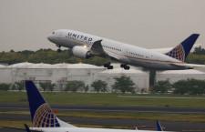 ユナイテッド航空、787で成田-デンバー線就航