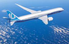 ボーイング、パリ航空ショーで442機受注 787-10ローンチ
