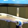 ボンバルディアCシリーズは静粛性訴求 国際航空宇宙産業展、LCC経営者も登壇