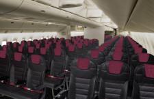 JAL、国内線全クラスに本革シート 無線LANも導入し14年から全面刷新