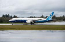 787-9、ニュージーランド訪問へ ボーイングが1月初旬にお披露目