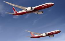 777X、日本企業5社が正式契約 21%製造