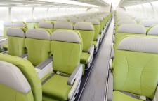 スカイマーク、A330就航延期 4月から