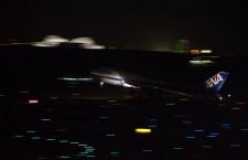 ANAの747、JA8966が離日 里帰りフライトで活躍