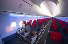 ボーイング、737のスカイインテリア仕様が1000機達成