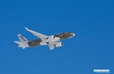 ボンバルディア、CS100試作3号機の初飛行完了