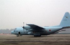 自衛隊のC-130H、南シナ海でMH370便の捜索開始