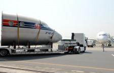 JAL、ニコニコ超会議にDC-8「FUJI号」出展 日本初のジェット旅客機