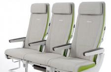 エアバス、A350 XWB用シートの種類拡大 レカロの新製品採用