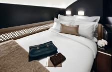 エティハド航空、A380に超豪華シート 12月からロンドン線