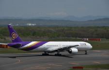 タイ国際航空、仙台再就航へ 5年7カ月ぶり、10月から週3往復