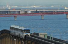 東京モノレール、7月に浜松町-昭和島間運休 浜松町駅でポイント交換