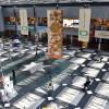 新千歳空港、商業施設が一部再開